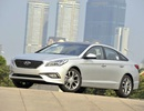 Hyundai Sonata 2015 - Đánh giá từ phía người tiêu dùng
