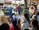 Dân kịch liệt phản đối, quận Ba Đình quyết xây cống mới sau chỉ đạo của Phó chủ tịch TP Hà Nội