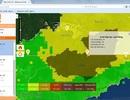 Nghiên cứu phát triển công cụ cảnh báo ô nhiễm không khí bằng ảnh vệ tinh