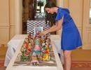 Ngỡ ngàng với chiếc bánh sinh nhật đắt nhất thế giới