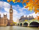 Đừng lỡ hẹn với mùa thu thiên đường Anh quốc