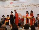 Tưng bừng lễ tốt nghiệp của tân cử nhân khóa thứ 3 BUV