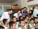 Tân hoa hậu hoàn vũ hoạt động từ thiện tại Khánh Hòa
