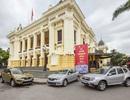 Renault giới thiệu 3 mẫu xe châu Âu giá cạnh tranh tại VIMS 2015