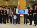 MobiFone trao giải thưởng 30 lượng Vàng SJC 9999 cho khách hàng trúng giải