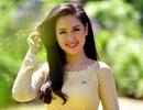 Nữ MC nói giọng miền Nam của VTV đẹp ngỡ ngàng trong tà áo dài