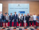Năm 2016,  Australia sẽ đưa 267 sinh viên đến Việt Nam học tập