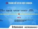 Sai lầm thường gặp khi hoàn thiện hồ sơ xin Visa, giấy phép du học Canada