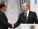 Tạm gác bất đồng, Nga và Pháp nhất trí tăng cường chống khủng bố