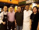 Sự hội ngộ bất ngờ của 3 Bếp trưởng danh tiếng tại Nhà hàng MasterChef 123 Mai Hắc Đế