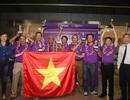 Vượt nhiều quốc gia lớn, Golf Việt Nam thắng lớn tại giải quốc tế