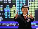 """Chứng khoán lao dốc, """"ngôi vương"""" của Jack Ma bị đe dọa"""