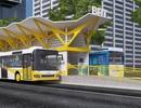 TPHCM  đầu tư hơn 137 triệu USD xây dựng tuyến xe buýt nhanh số 1