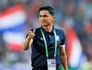 HLV Kiatisuk chốt danh sách quyết đấu đội tuyển Việt Nam