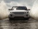 Khả năng lội nước đáng kinh ngạc của Land Rover