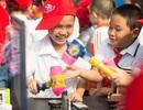 """Hơn 2.300 trẻ em hào hứng """"giải cứu phi thuyền"""""""