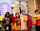 Việt Nam đoạt HCV giải cờ vua trẻ thế giới 2015