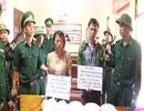 Bắt 2 đối tượng vận chuyển 10kg ma túy đá từ Trung Quốc vào nội địa