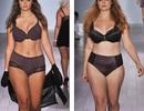 Người mẫu béo gây ấn tượng tại tuần lễ thời trang New York