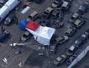 Giải mã bí ẩn vụ rơi máy bay gia đình Bin Laden