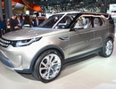 Land Rover Discovery trở lại