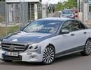 Mercedes-Benz E-Class thế hệ mới dần lộ diện