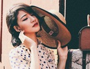 Hoa hậu Trần Thị Quỳnh tôn vinh vẻ đẹp cổ điển thập niên 50