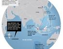 [ĐỒ HOẠ] Cận cảnh vị trí tìm thấy mảnh vỡ nghi của MH370