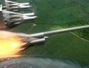 """Rocket từ trực thăng Việt Nam """"quét sạch"""" mục tiêu mặt đất"""