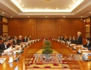 Tiểu ban Văn kiện tiếp thu ý kiến đóng góp vào Dự thảo các văn kiện trình Đại hội lần thứ XII của Đảng