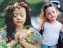 Mẫu nhí sành điệu hóa thân thành công chúa xinh đẹp