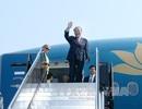 Chủ tịch Quốc hội bắt đầu chuyến thăm chính thức Hoa Kỳ