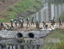 Nồng độ xyanua gần hiện trường vụ nổ Thiên Tân gấp 277 lần mức cho phép