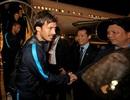 CLB Man City đã có mặt tại Việt Nam
