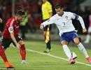 Đánh bại Albania, Bồ Đào Nha cầm chắc tấm vé dự Euro 2016