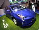 """Toyota ghi dấu ấn bằng xe """"xanh"""""""