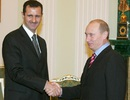 Đặt cược của Tổng thống Putin vào quyết sách với Syria