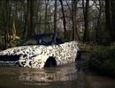 Range Rover Evoque mui trần thể hiện khả năng off-road