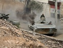 Quân đội Syria giành lại nhiều khu vực quan trọng từ tay khủng bố