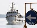 EU triển khai chiến dịch quân sự triệt phá tổ chức buôn người quốc tế