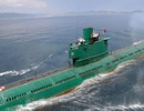 50 tàu ngầm Triều Tiên đã rời căn cứ
