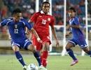 Đội tuyển Thái Lan cầm hòa Iraq trên sân nhà