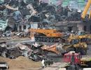 Bảy công nhân Trung Quốc thiệt mạng vì hít phải khí độc
