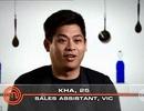 Kha Nguyễn, những món ăn Việt và cuộc thi MasterChef Australia