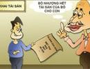 Kẻ tham nhũng không khắc phục hậu quả, chỉ tìm cách tẩu tán tài sản!
