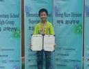 Việt Nam giành HCV tại Festival cờ vây trẻ thế giới