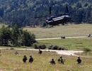 Xem lính dù NATO tập trận lớn nhất từ thời Chiến tranh lạnh