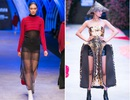"""Dàn """"chân dài"""" tỏa sáng tại tuần lễ thời trang quốc tế Việt Nam"""