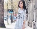 Nữ du học sinh Việt tài năng có phong cách thời trang cá tính