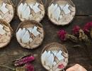 Những kiệt tác trên vòng gỗ mini